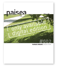 paisea #002 urban park_only available digital edition