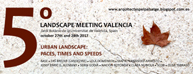 5 Landscape Meeting Valencia