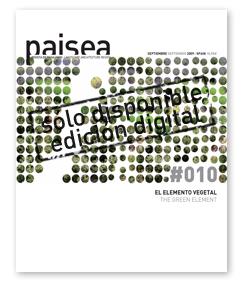paisea #010 el elemento vegetal_sólo disponible edición digital