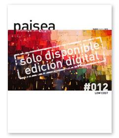 paisea #012 low cost_sólo disponible edición digital