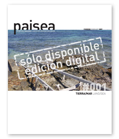 paisea #001 tierra/mar_sólo disponible en edición digital