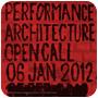 performance architecture concurso internacional de instalaciones temporales urbanas