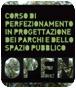OPEN 2012-2013 Corso di Perfezionamento in Progettazione dei Parchi e dello Spazio Pubblico