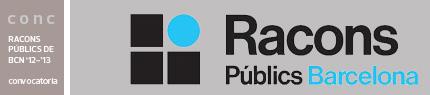 Racons Públics Barcelona '12-'13