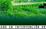 POSGRADO EN INTERVENCIÓN URBANA SOSTENIBLE