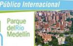 Concurso: parque del río Medellín