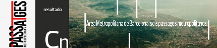 Area Metropolitana Barcelona