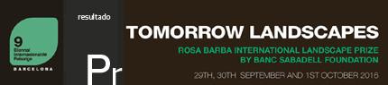 Finalistas Premio Rosa Barba