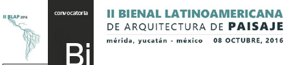 Bienal Latinoamericana de Arquitectura de Paisaje