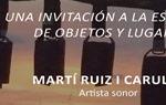 Conferencia de Martí Ruiz i Carulla