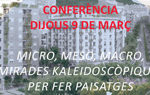 Conferencia de Carles Llop