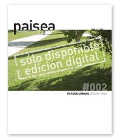 paisea #002 el parque urbano_sólo disponible en edición digital