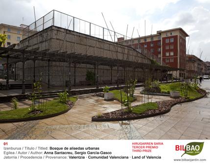 Bilbao jard n 2011 paisea for Jardines 4 bilbao