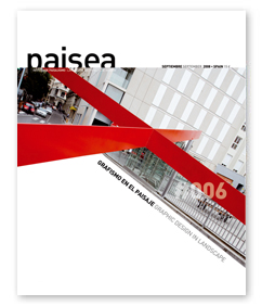 paisea #006 graphic design in landscape