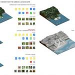 Axonométricas – ganador [conc] paisajismo en Kyiv para la EURO-2012