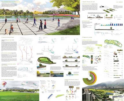 La carlota caracas paisea for Memoria descriptiva arquitectura