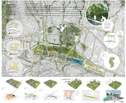 FINALISTA - Parque Generador de Sustentabilidad Urbana
