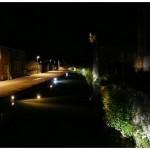 Scénographie lumière du quai des Moulins