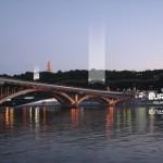 Vista 06 Nocturna – ganador [conc] paisajismo en Kyiv para la EURO-2012