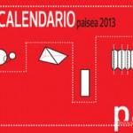 cocnurso calendario paisea 2013