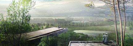 west 8 ganadores parque Yongsan